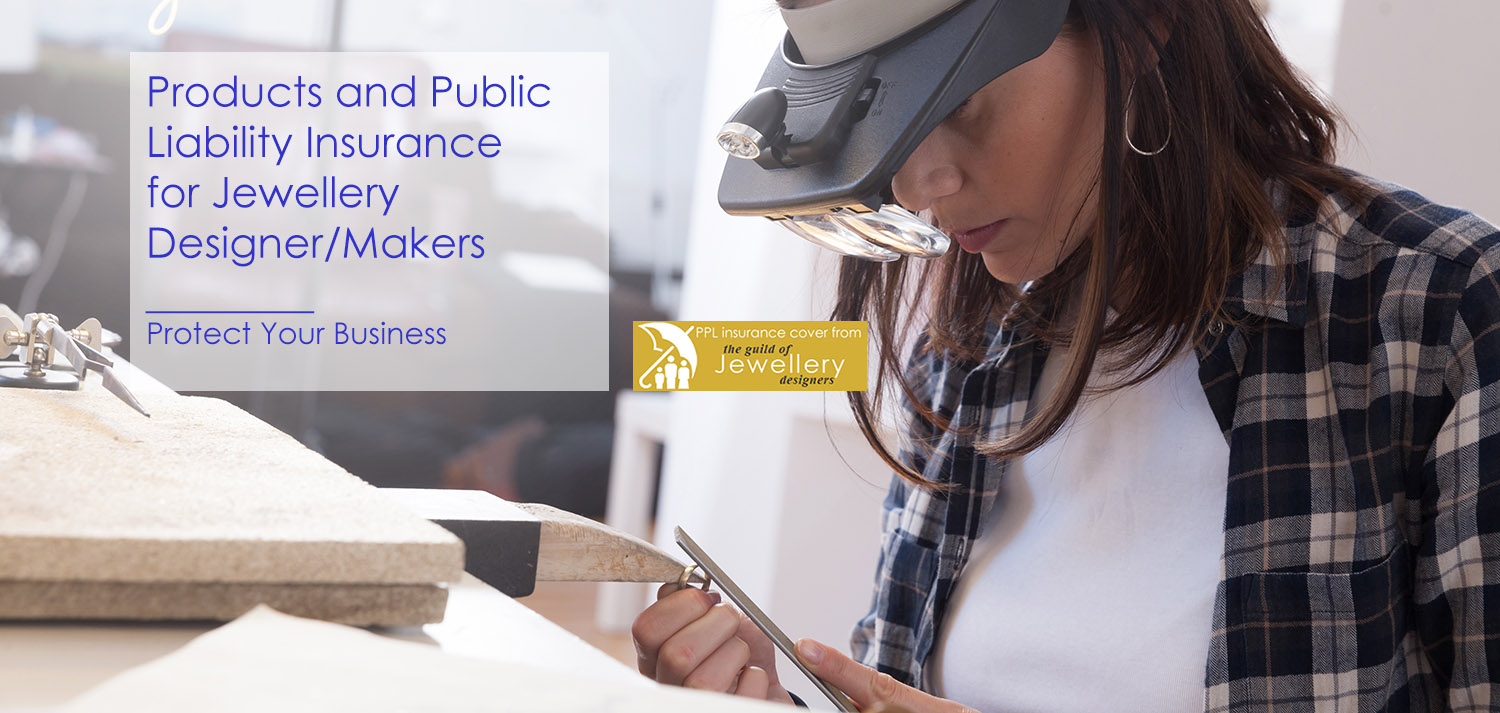 products and public liability insurance for jewellers