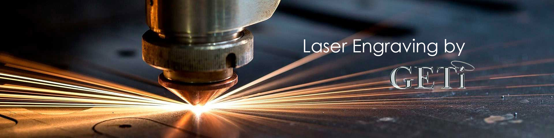 GETi laser engraving for jewellery