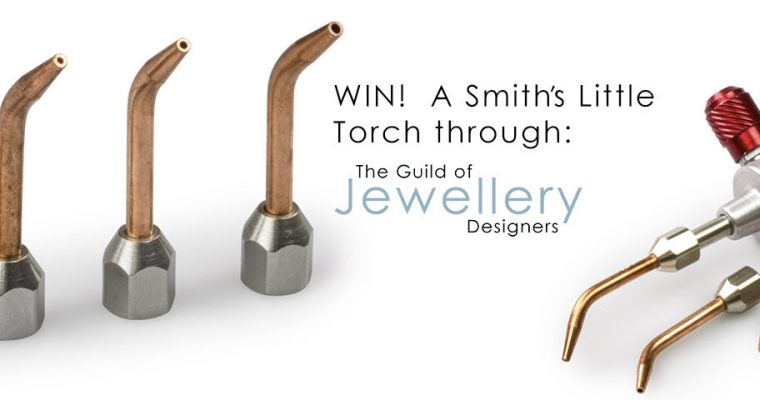 Win a Smith's Little Torch #gojdmarchcomp