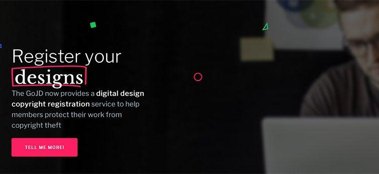 Design Copyright Registration Service