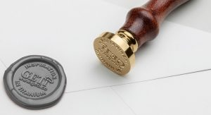 peel and stick wax seals